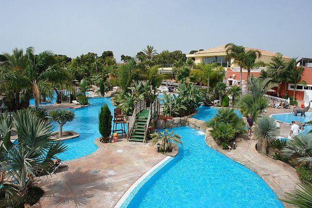 Camping La Marina Alicante !