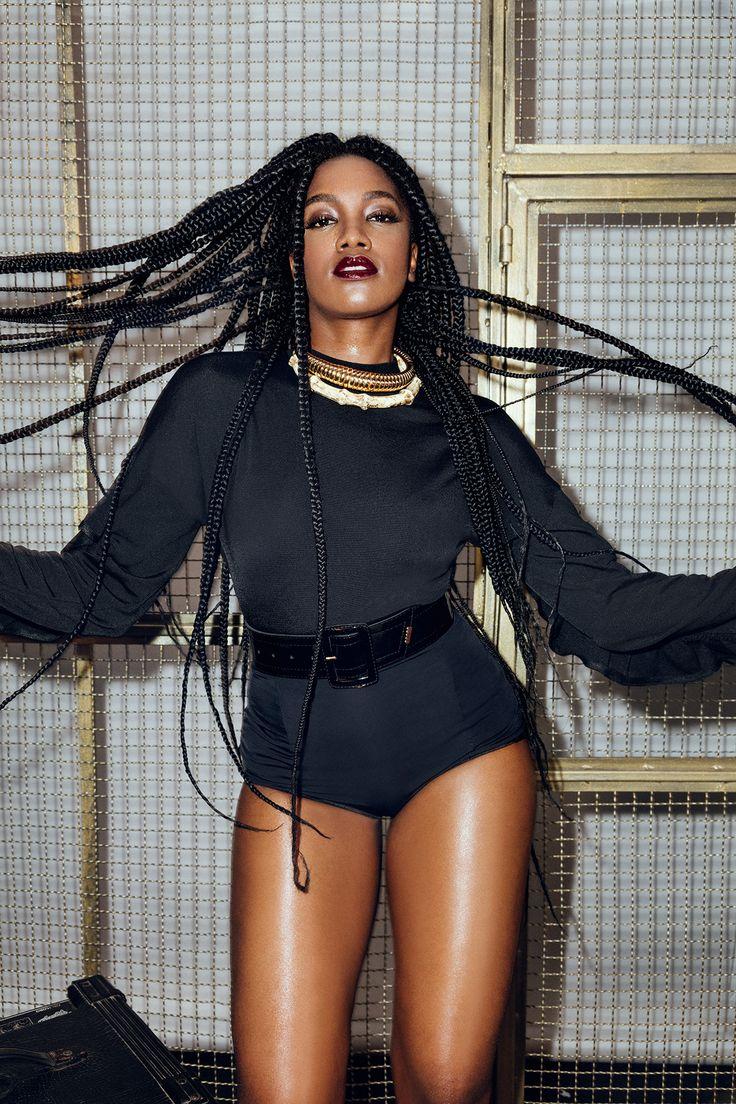 Taís Araújo entrevista a cantora em ascensão IZA | Black Woman