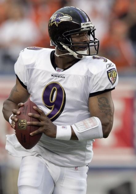 Steve McNair- the only Ravens player I will ever like! RIP