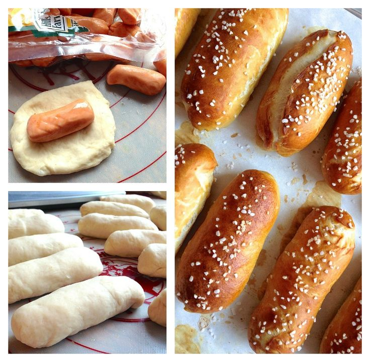 Pretzel Dough 9 ways King Arthur Flour  Part 2