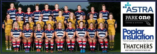 Bristol Ladies Rugby Fixtures and Results for 2016 season