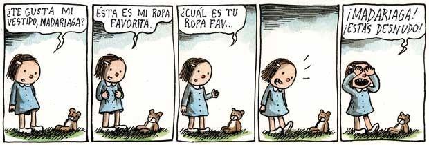 Lov it No. 1 Comic by Liniers