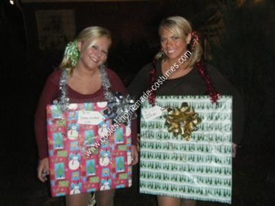 Coolest DIY Christmas Gift Box Costume Ideas | Craft Ideas | Christmas, Diy christmas  gifts, Christmas gift box - Coolest DIY Christmas Gift Box Costume Ideas Craft Ideas