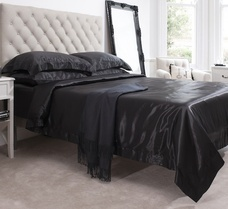 Treat yourself the unbelievable smoothy and luxurious Silk Bed linen!   Sale Price from £148.75