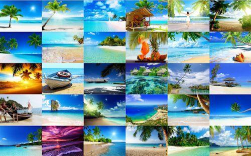 Las 12 mejores playas del mundo para este verano