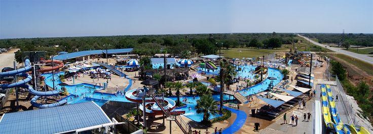Splashway Family Waterpark Amp Rv Park Sheridan Texas