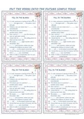 New Year S Resolutions Worksheet Free Esl Printable Worksheets Made By Teachers Vocabulary Skills Sentence Writing Activities New Years Resolution