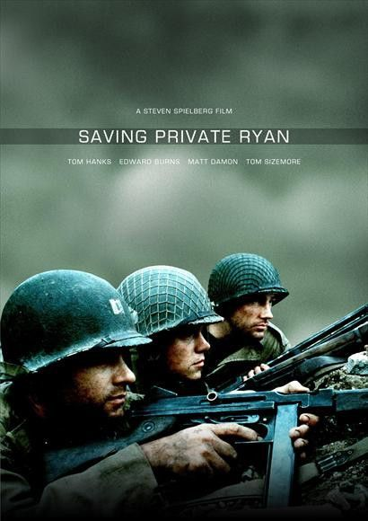 Saving Private Ryan 27x40 Movie Poster (1998)