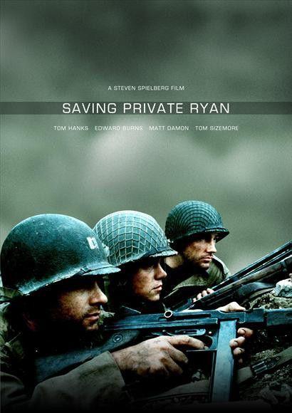 Saving Private Ryan 27x40 Movie Poster (1998)