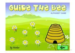 GUIDE THE BEE PPT