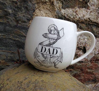 Dad Tattoo Mug