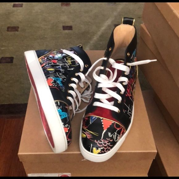 Christian Louboutin sneakers Multicolor