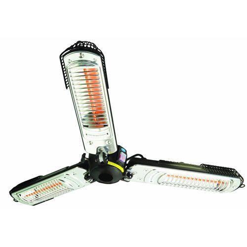 AZ Patio Heaters Parasol Electric Patio Heater