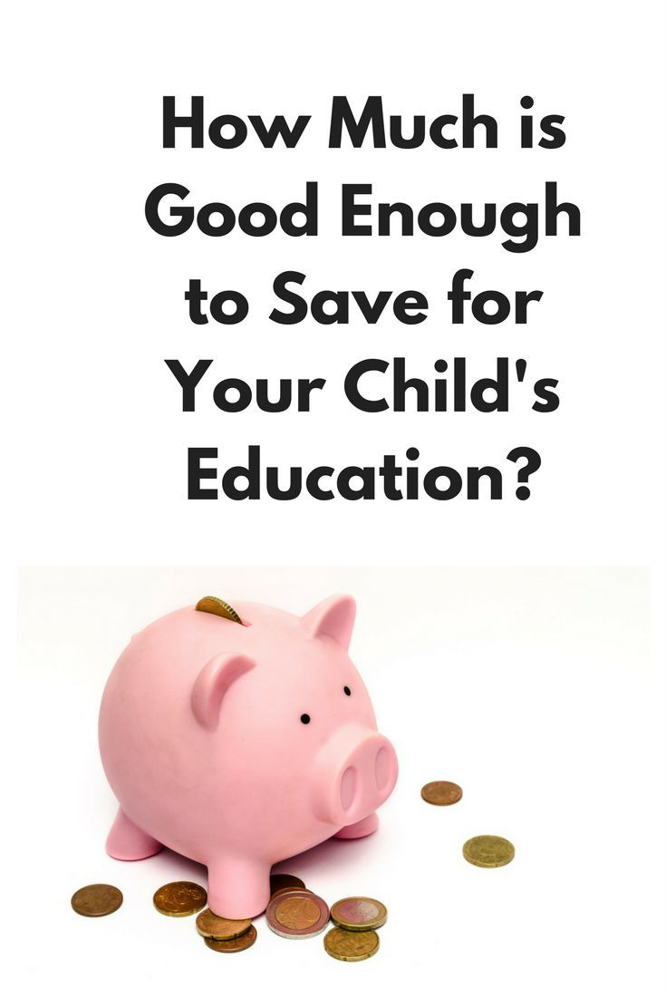 Deciding how much to save for your child's education is difficult for many parents. Learn how, when, and where to invest and why you should start now. via @goodenufmommy
