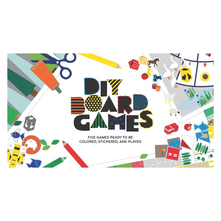 ATLANTIS DIY board games | Buy now at Habitat UK