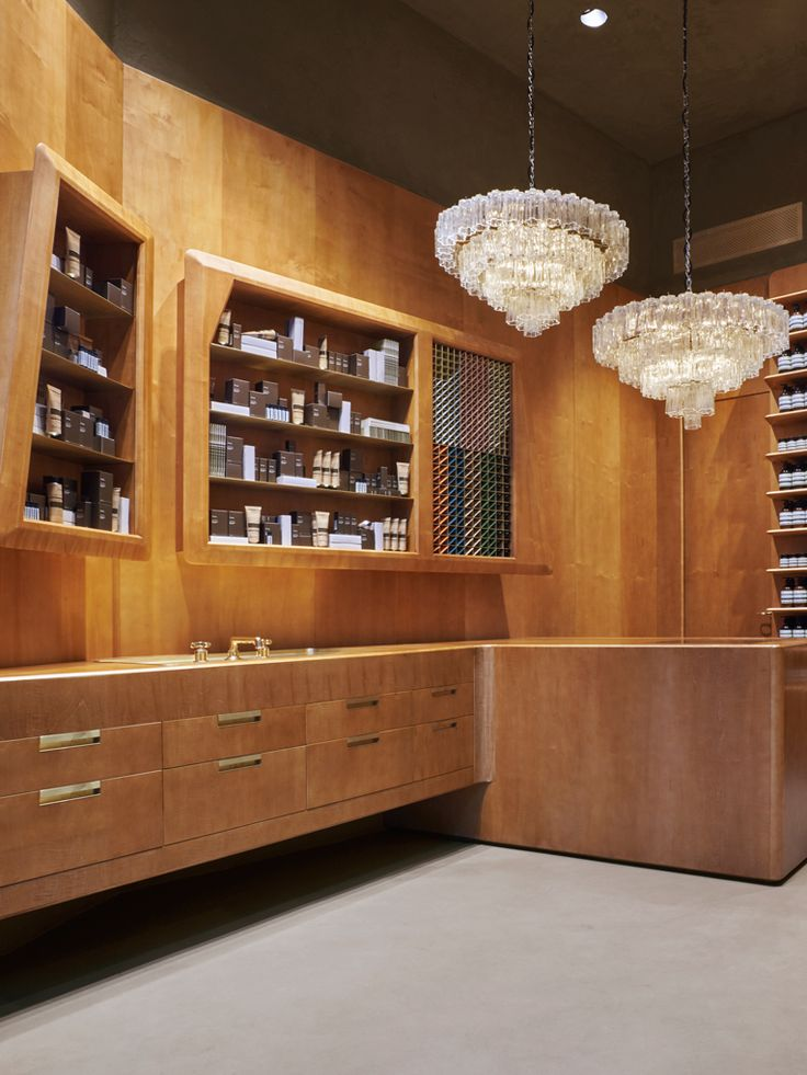 aesop adds a sixth signature boutique in switzerland.