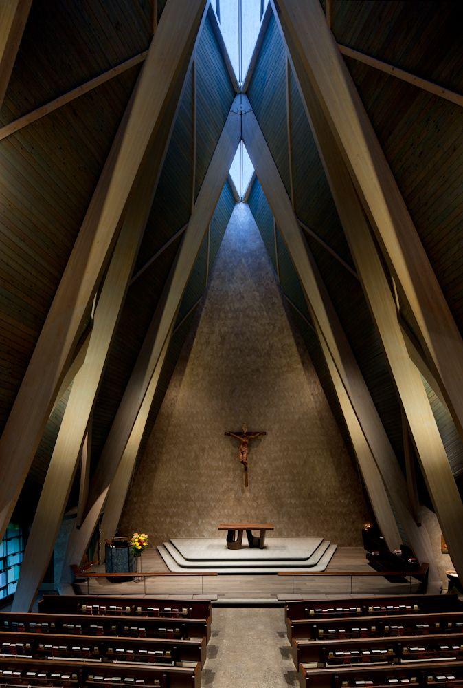 Renovação Igreja Episcopal de St. Paul´s / atelierjones