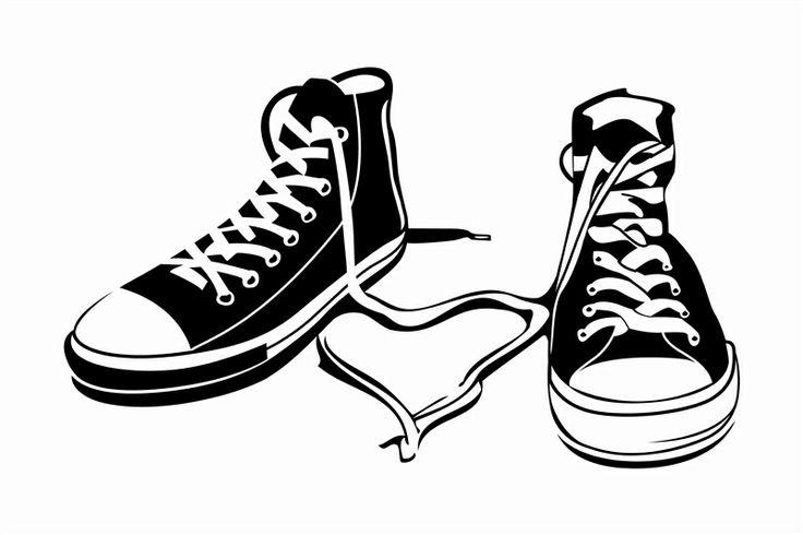 Wall Decals - Sneakers | WALLTAT.com