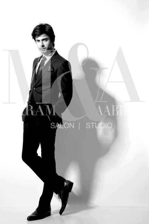 Fawad Khan is perfect :-)