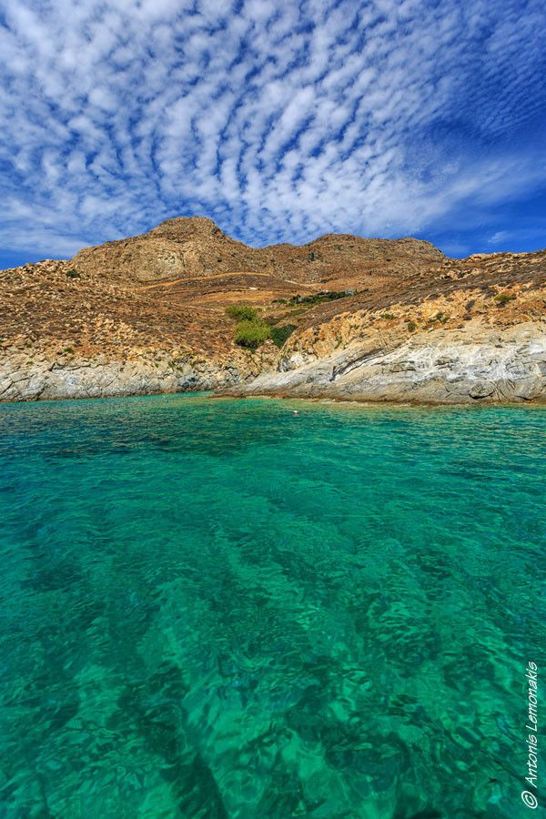 This is my Greece | Emerald waters of Serifos island
