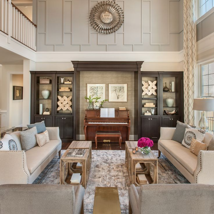 Jonas Brothers Texas Home Stunning Rustic Living Room: 68 Best Two Story Rooms Images On Pinterest
