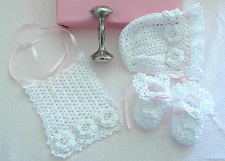 Free Heirloom Baby Booties Crochet Patterns Dancox For