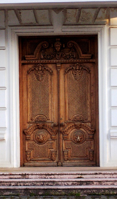 Doorway, Batumi, Adjara, Georgia by David, via Flickr