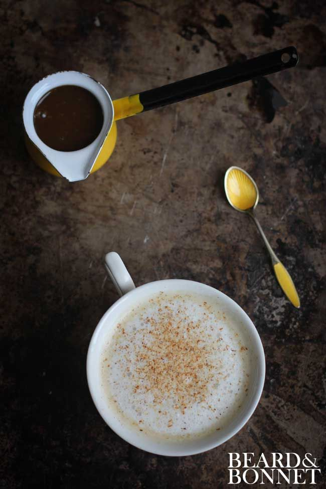 Slow Cooker Pumpkin Spice Syrup & Vegan Pumpkin Spice Latte (Gluten Free, Soy Free, & Vegan) - replace brown sugar with coconut sugar