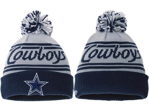 NFL Dallas Cowboys Stitched Knit Beanies 002
