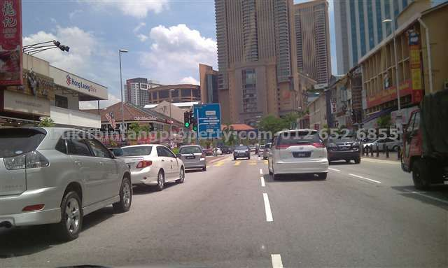 Commercial Land for Sale in Bukit Bintang for RM 18,800,000 by Lex Yap