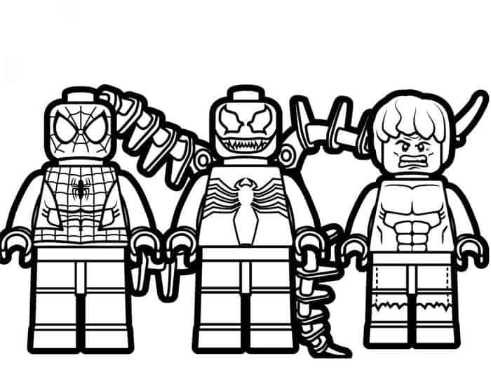 Lego Coloring Pages In 2020 Lego Coloring Pages Lego Coloring Spiderman Coloring