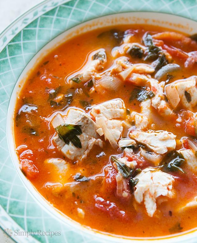 Dad s fish stew quick easy and absolutely delicious for French fish stew