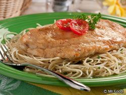Chicken Scaloppine | mrfood.com