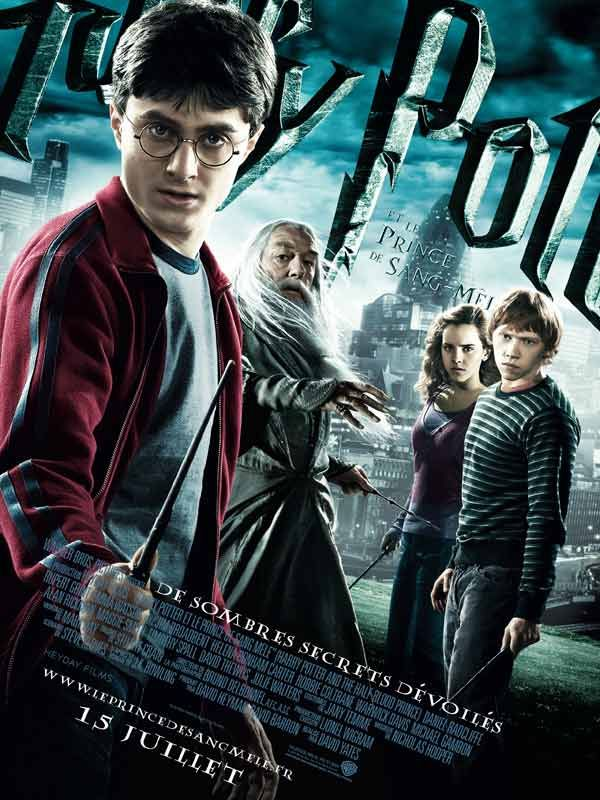 Harry Potter et le Prince de sang mêlé - film 2009 - AlloCiné