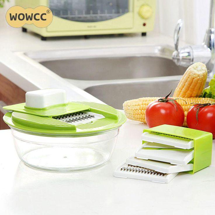 Multi-function Vegetable Slicer Dicer Cutter Grater