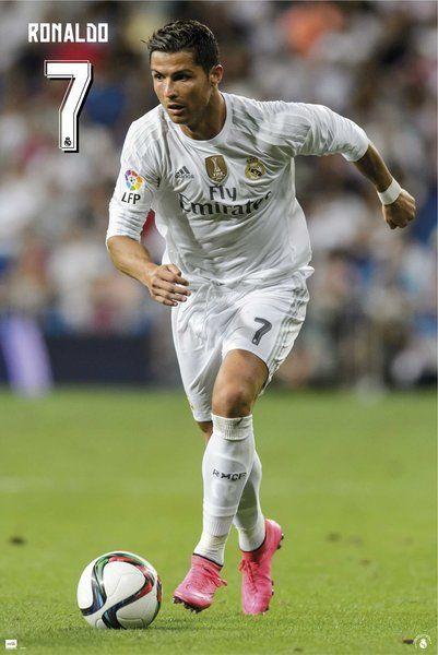 Real Madrid, Ronaldo poszter