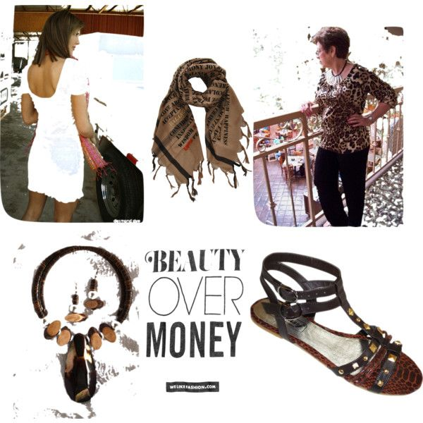 Natural Beauty, created by jacque-rudman on Polyvore