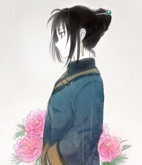 Fullmetal Alchemist ★ Lan Fan