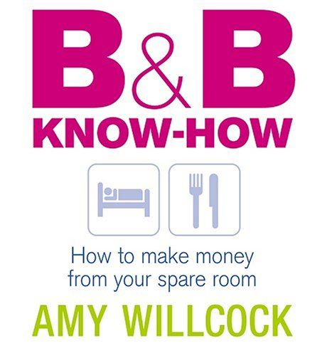 B & B Know-How: How to make money from your spare room by Amy Willcock http://www.amazon.co.uk/dp/0091900751/ref=cm_sw_r_pi_dp_lHVdub19BG22E
