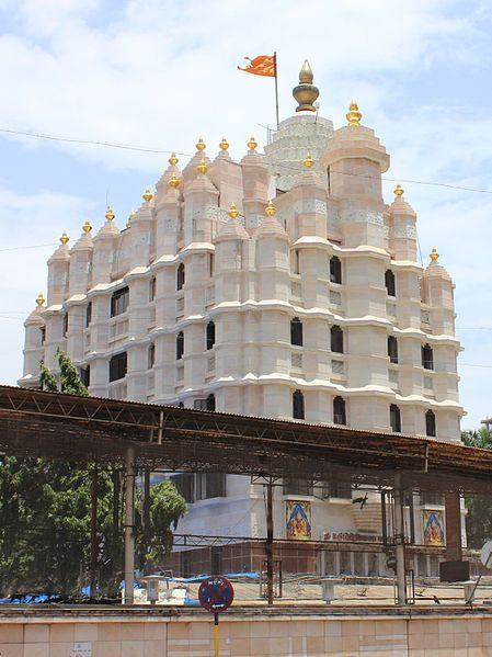 Shree Siddhivinayak Temple, Mumbai, India.