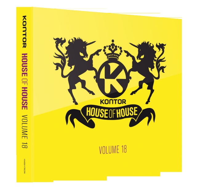Kontor House Of House Vol. 18