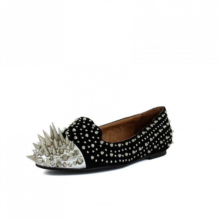 miaShoes | Online Catalog > Jeffrey Campbell Spike Ballerina