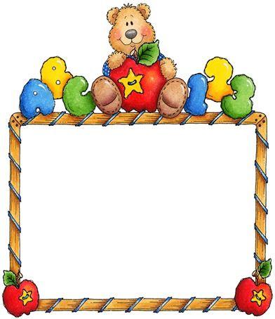 FR Teddy Bear | School/Teacher Clip Art | Pinterest | Clip art ...