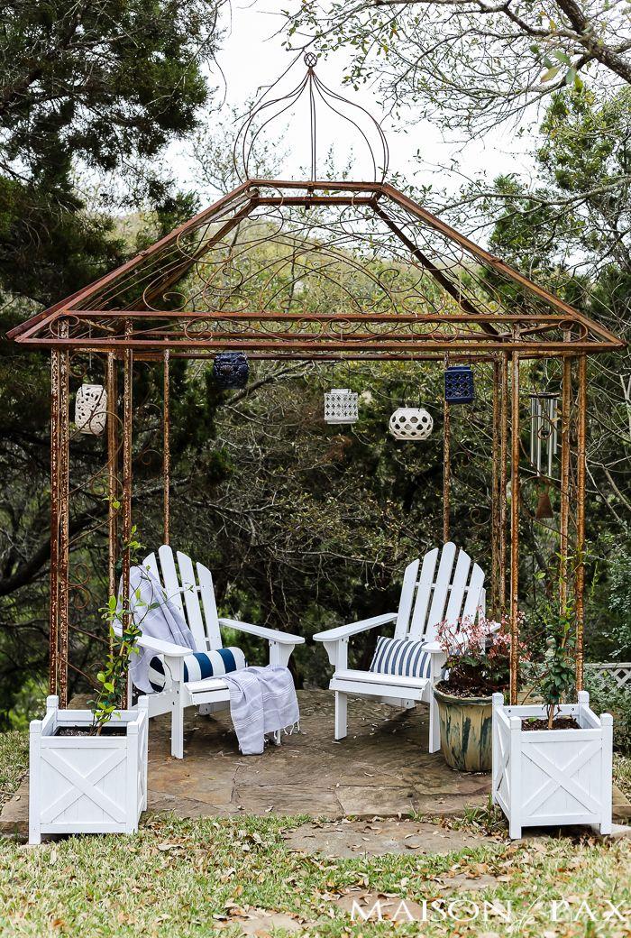 610 best patio, porch & pergola ideas images on pinterest ... - Beautiful Patio Ideas