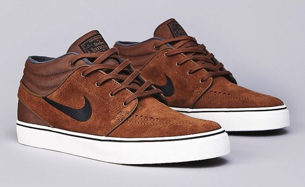 "NIKE SB Stefan Janoski Mid ""Military Brown"""