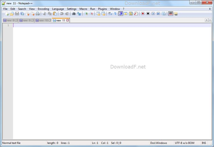 Notepad++ 2018 Latest Version Download Full Version