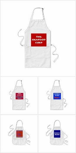 Funny Words On Aprons