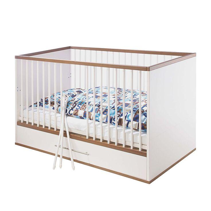 Kinderbett Tuula - Kiefer - Weiß, Pinolino Jetzt bestellen unter: https://moebel.ladendirekt.de/kinderzimmer/betten/kinderbetten/?uid=835ae005-a204-5250-86f1-f72adebdab2c&utm_source=pinterest&utm_medium=pin&utm_campaign=boards #möbel #kinderzimmer #kinderbetten #babyzimmer #teens #betten #pinolino #kids