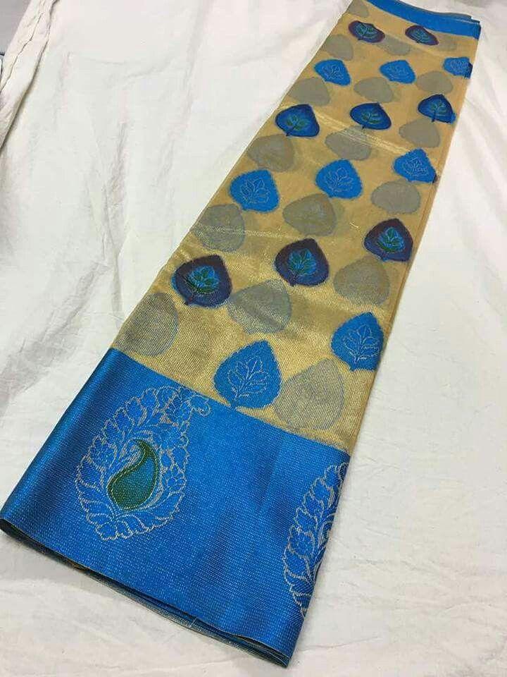 Tissue Kota sarees Price:2250 Order what's app 7995736811