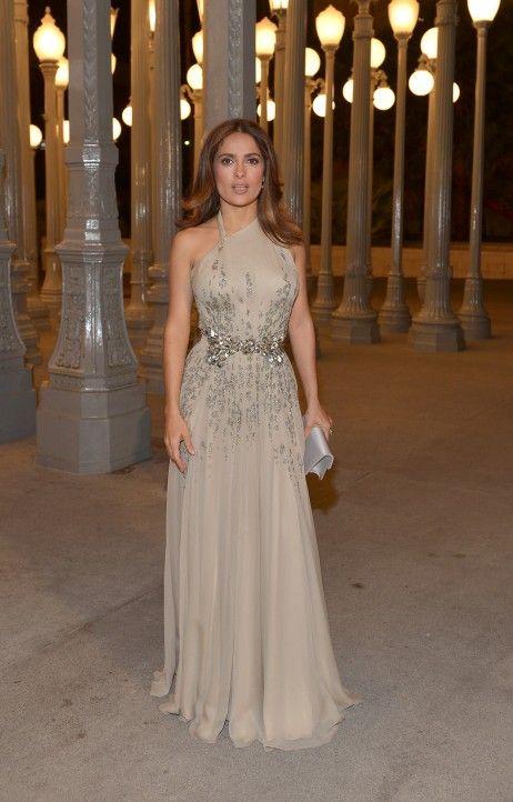 Salma Hajek: Harizmatična Meksikanka koja je osvojila Holivud